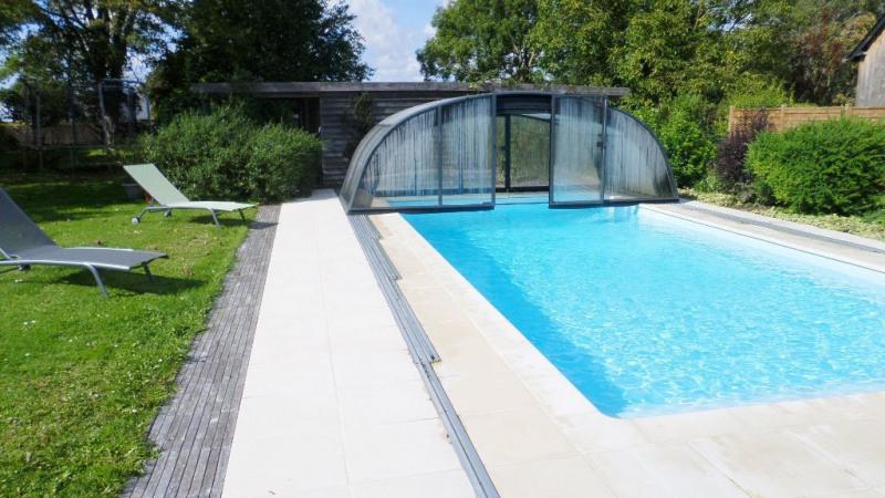 Sale house / villa Plerguer 471600€ - Picture 2