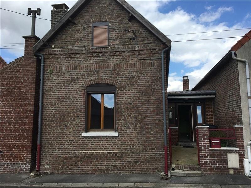 Sale house / villa Graincourt les havrincourt 48900€ - Picture 1