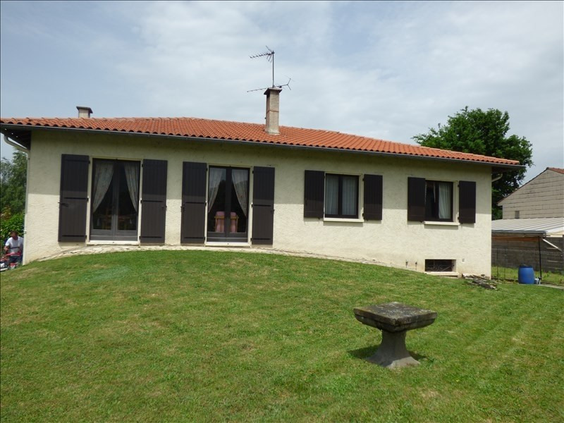 Vente maison / villa Mazamet 159000€ - Photo 1