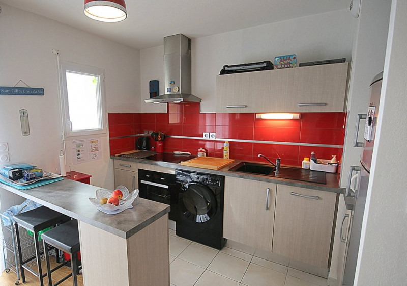 Vente appartement Saint gilles croix de vie 220 400€ - Photo 1