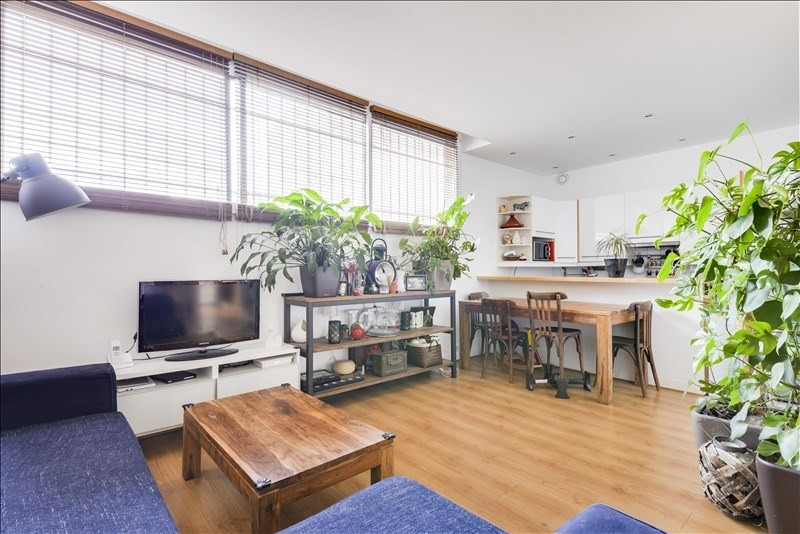 Vente appartement Courbevoie 335000€ - Photo 2
