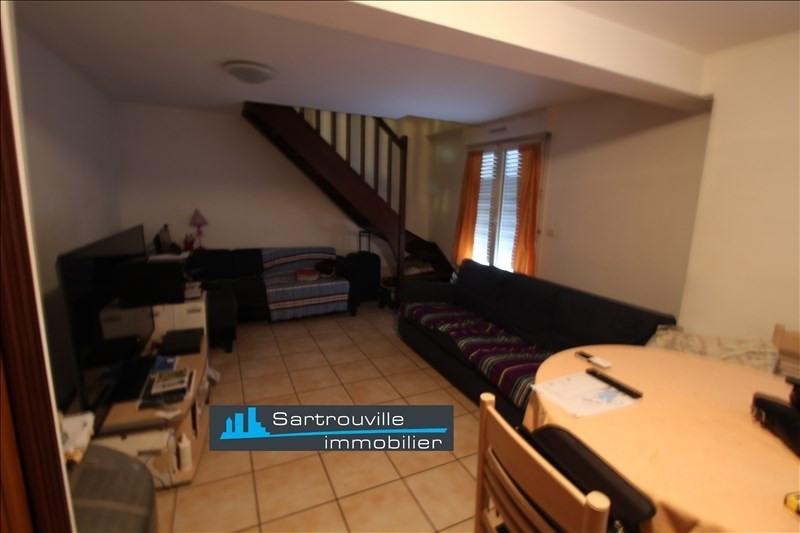 Vendita appartamento Sartrouville 159000€ - Fotografia 1
