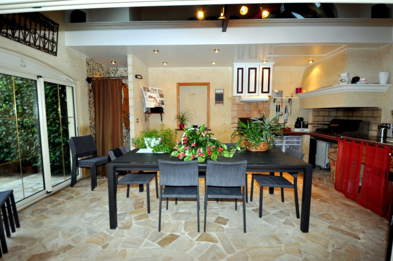 Vente maison / villa Le val st germain 595000€ - Photo 3