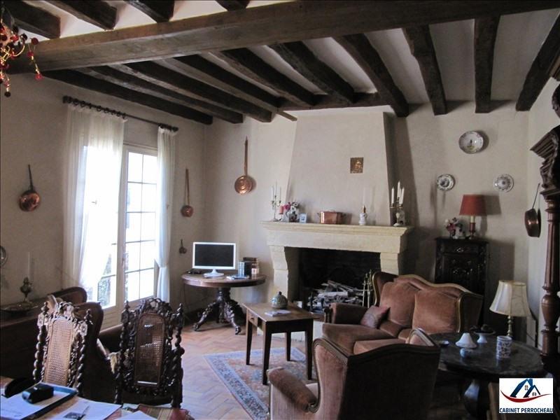 Vente maison / villa La chartre sur le loir 108900€ - Photo 3