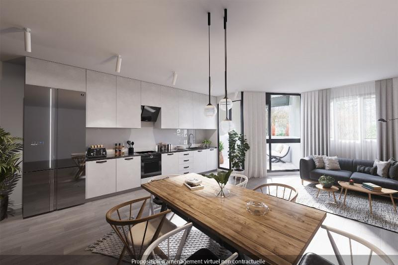 Vente appartement Champs sur marne 170000€ - Photo 1
