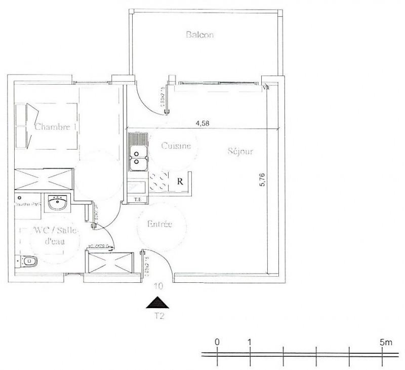 Venta  apartamento Agen 113950€ - Fotografía 2
