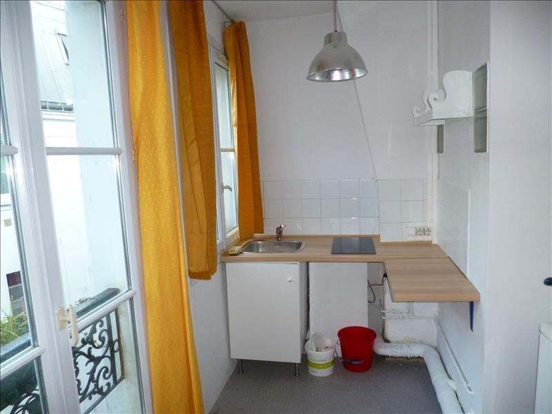 Venta  apartamento Paris 18ème 135000€ - Fotografía 3