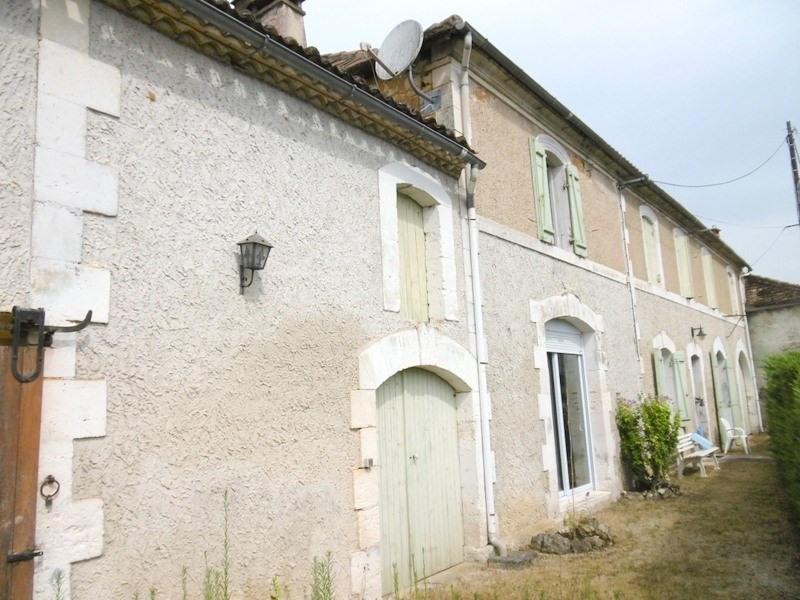 Vente maison / villa Mussidan 155000€ - Photo 1