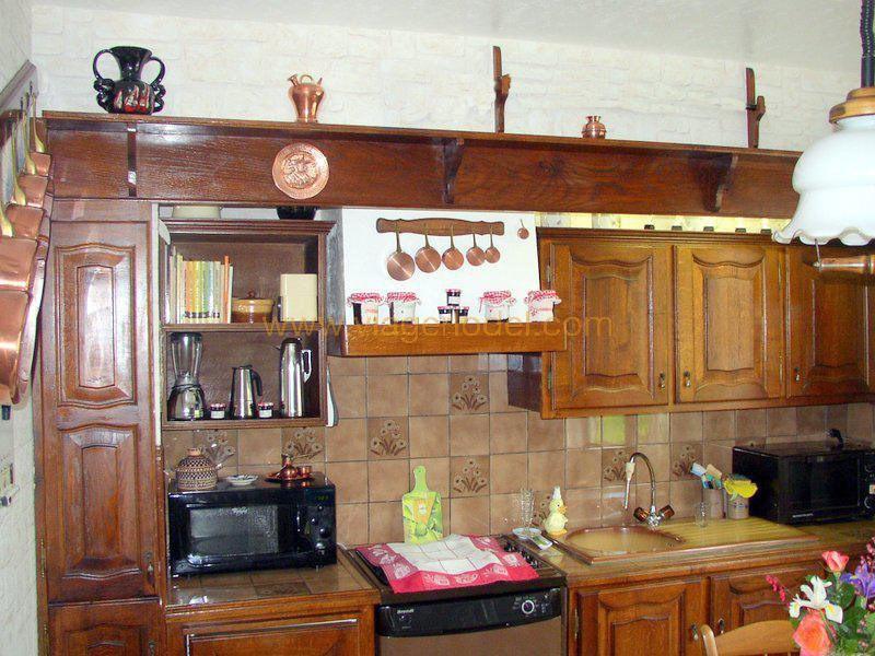 Vitalicio  casa Saint-maurice-en-quercy 28000€ - Fotografía 5