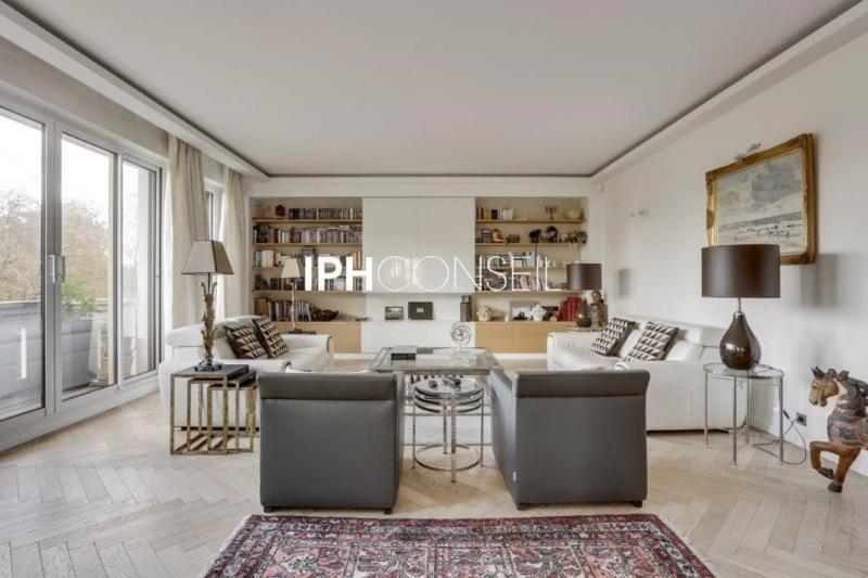 Vente de prestige appartement Neuilly-sur-seine 2490000€ - Photo 2