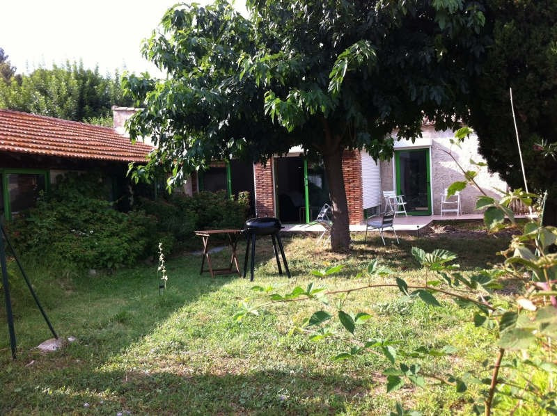 Location maison / villa Saint chamas 785€ CC - Photo 1
