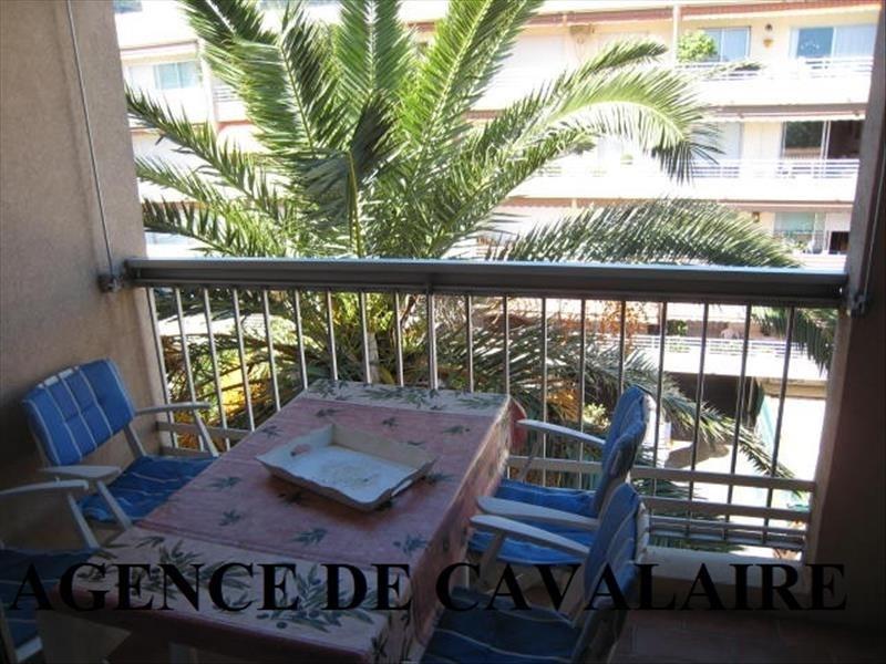 Vente appartement Cavalaire sur mer 169000€ - Photo 1