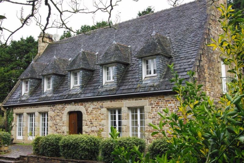 Deluxe sale house / villa Quimper 582800€ - Picture 1