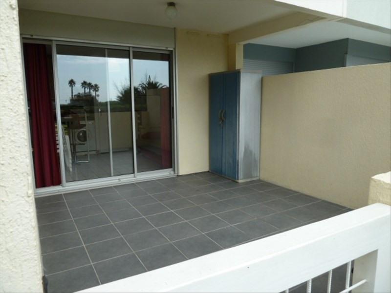 Vente appartement Canet plage 89000€ - Photo 2