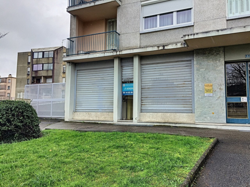 Commercial property sale shop Grenoble 80 000€ - Picture 1