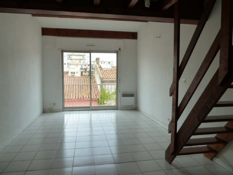 Location appartement Canet plage 580€ CC - Photo 1