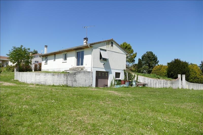 Vente maison / villa Chenac st seurin d'uzet 258500€ - Photo 2