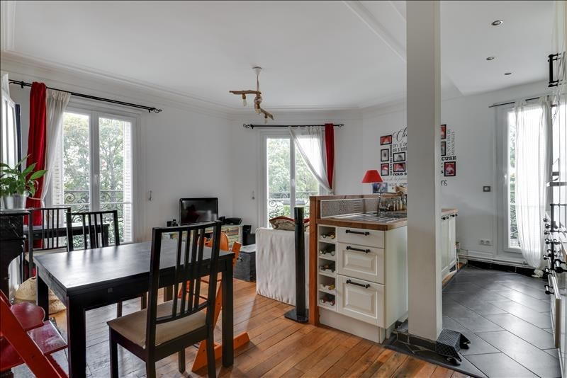 Vente appartement Courbevoie 545 000€ - Photo 1