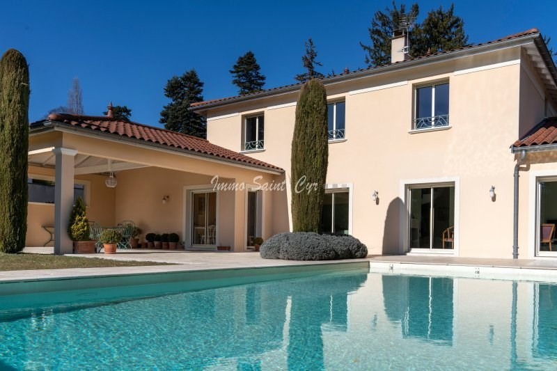 Vente maison / villa St cyr au mont d'or 1 580 000€ - Photo 2