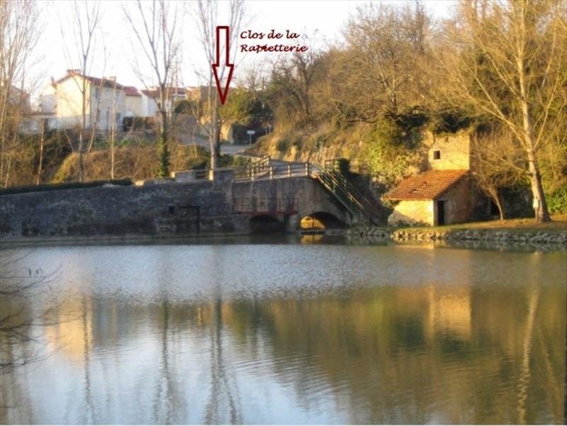 Vente terrain Lussac les chateaux 19000€ - Photo 2