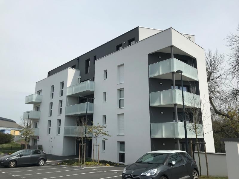 Vendita appartamento Caen 139000€ - Fotografia 1