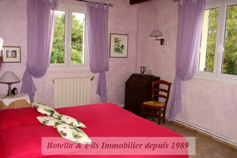 Vente de prestige maison / villa Barjac 526000€ - Photo 11