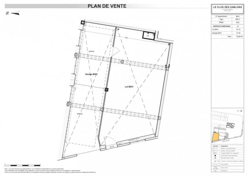 Vente appartement Linas 130650€ - Photo 4