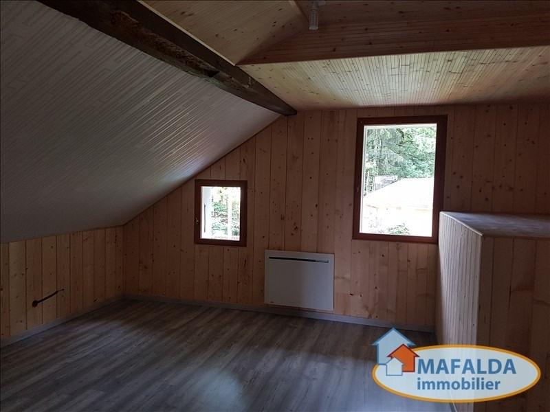 Rental apartment Mont saxonnex 850€ CC - Picture 4