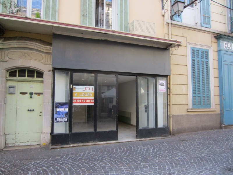 Rental empty room/storage La seyne sur mer 350€ HT/HC - Picture 1
