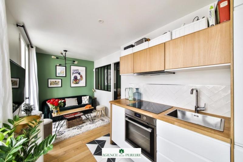 Sale apartment Paris 17ème 330000€ - Picture 2