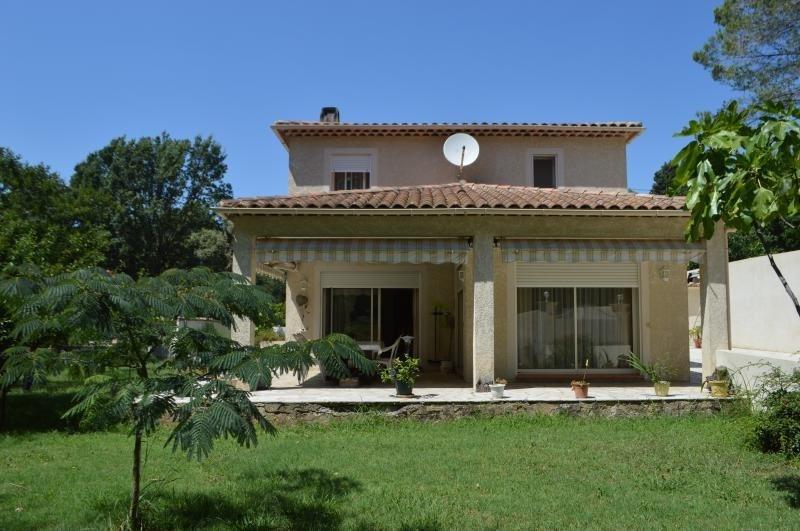 Vente maison / villa Bagnols en foret 421000€ - Photo 1