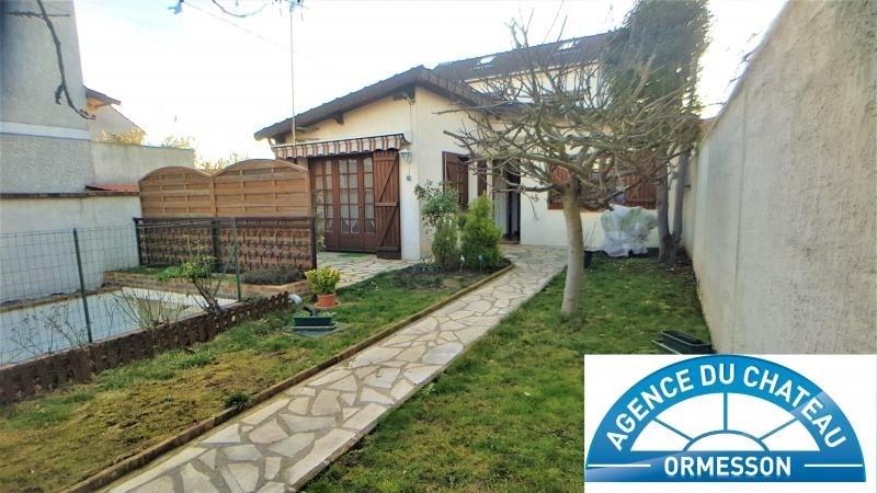 Sale house / villa Ormesson sur marne 318000€ - Picture 1