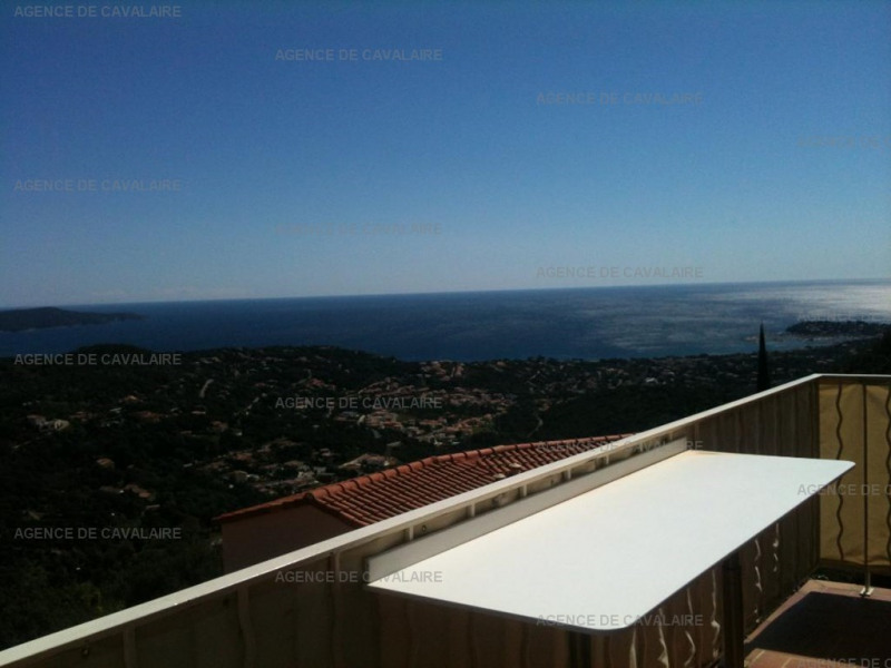 Vacation rental apartment Cavalaire sur mer 750€ - Picture 1