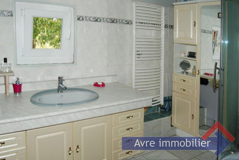 Sale house / villa Verneuil d avre et d iton 124000€ - Picture 5