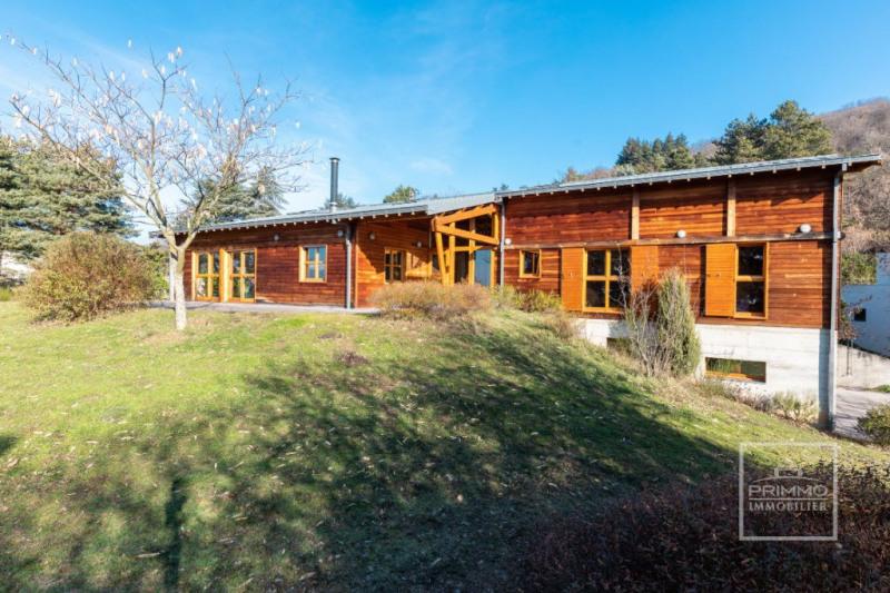Vente de prestige maison / villa Limonest 1090000€ - Photo 9