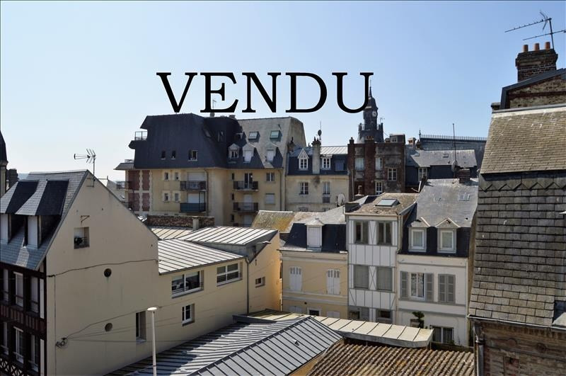 Vente appartement Trouville sur mer 84 000€ - Photo 1