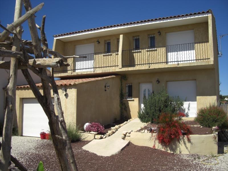Vente maison / villa Causses et veyran 255000€ - Photo 1