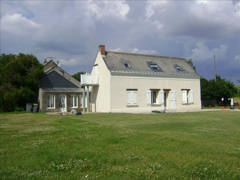 Sale house / villa Parcay meslay 265000€ - Picture 1