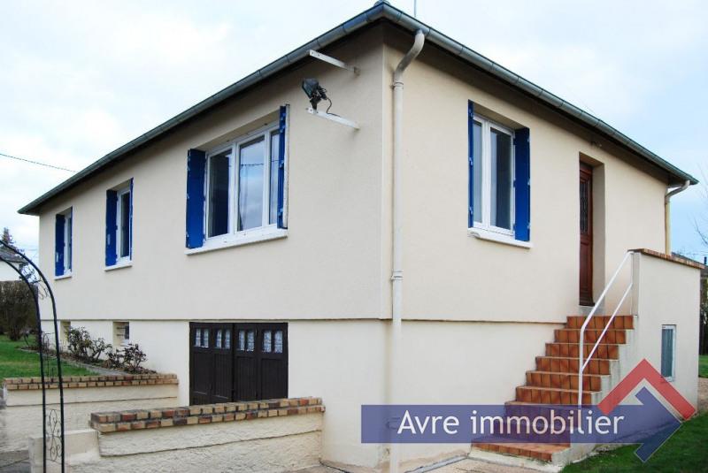 Sale house / villa Verneuil d'avre et d'iton 118000€ - Picture 1
