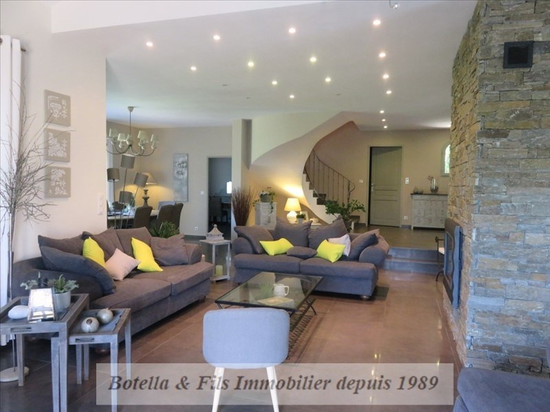 Immobile residenziali di prestigio casa Les vans 699900€ - Fotografia 4