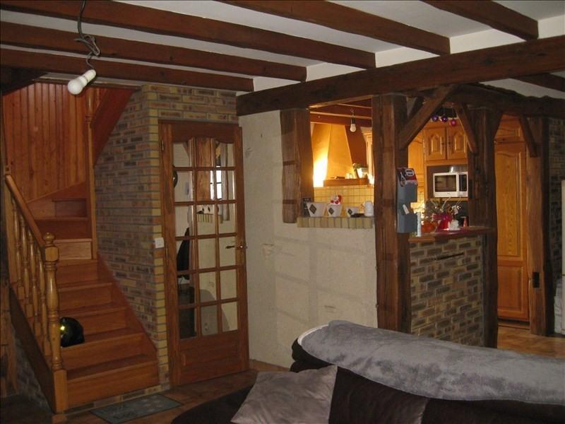 Sale house / villa Fontenay st pere 252000€ - Picture 4
