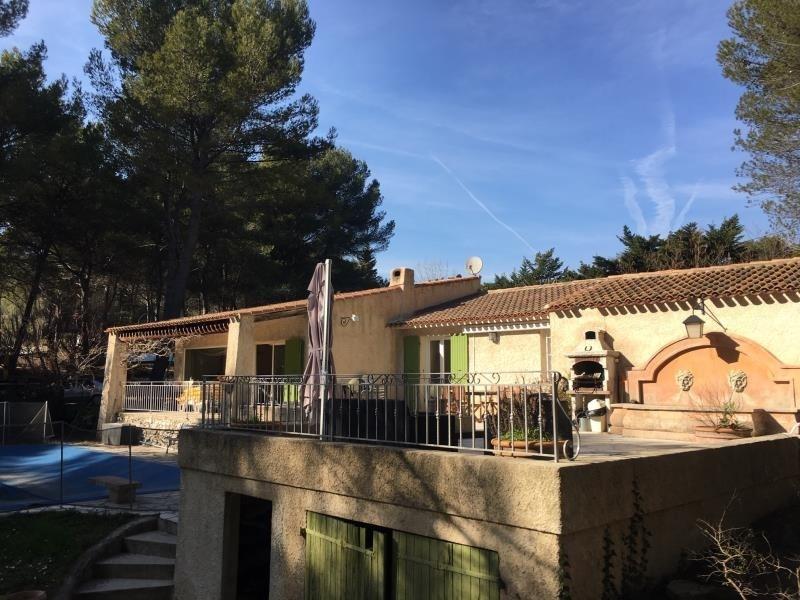 Vente de prestige maison / villa Ventabren 685000€ - Photo 1