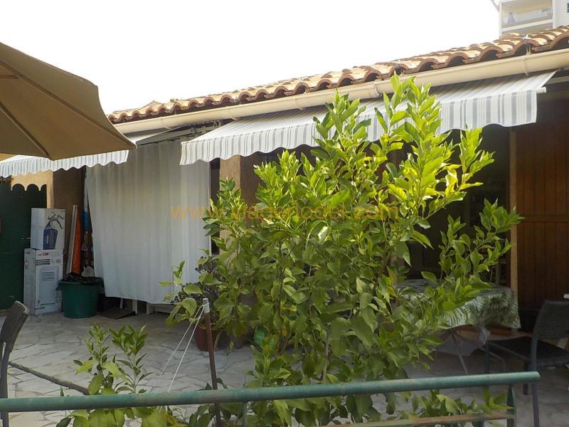 Lijfrente  huis Antibes 290000€ - Foto 4