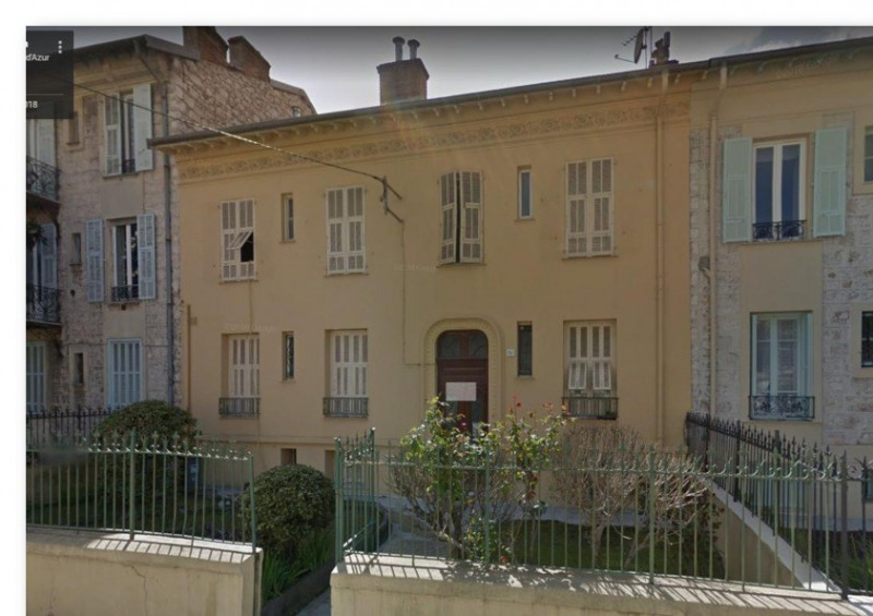 Vente appartement Nice 70 000€ - Photo 1