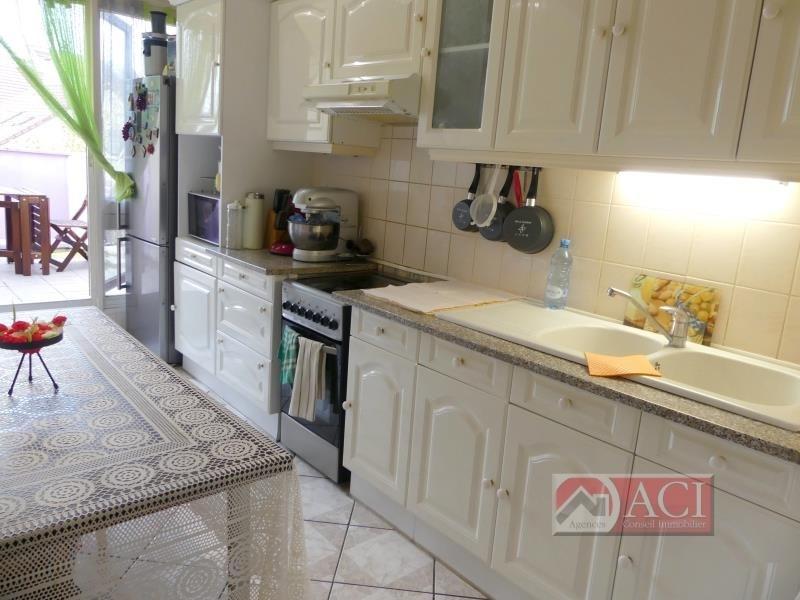 Vente appartement Sarcelles 185500€ - Photo 2