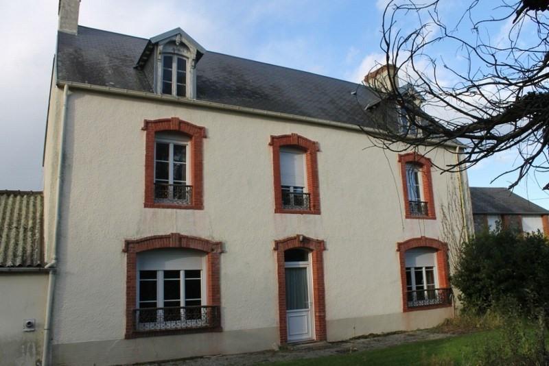 Sale house / villa St germain sur ay 182000€ - Picture 1