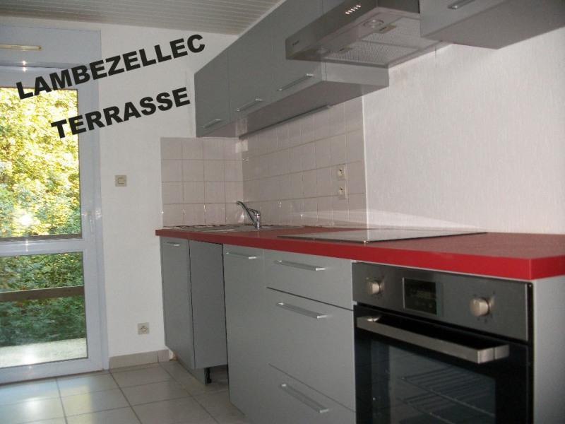 appartement T1 bis terrasse