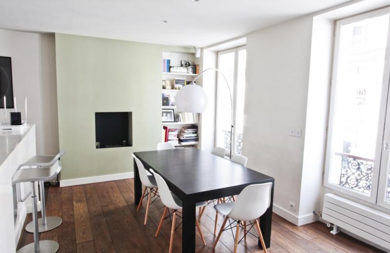 Vente de prestige appartement Paris 10ème 995000€ - Photo 1
