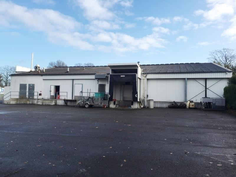 Location local commercial Fougeres 1500€ HT/HC - Photo 7