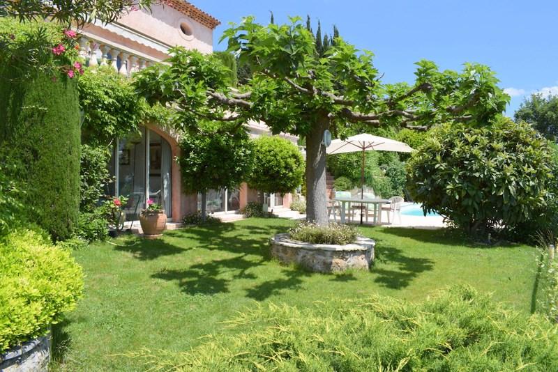 Verkauf von luxusobjekt haus Montauroux 1260000€ - Fotografie 6